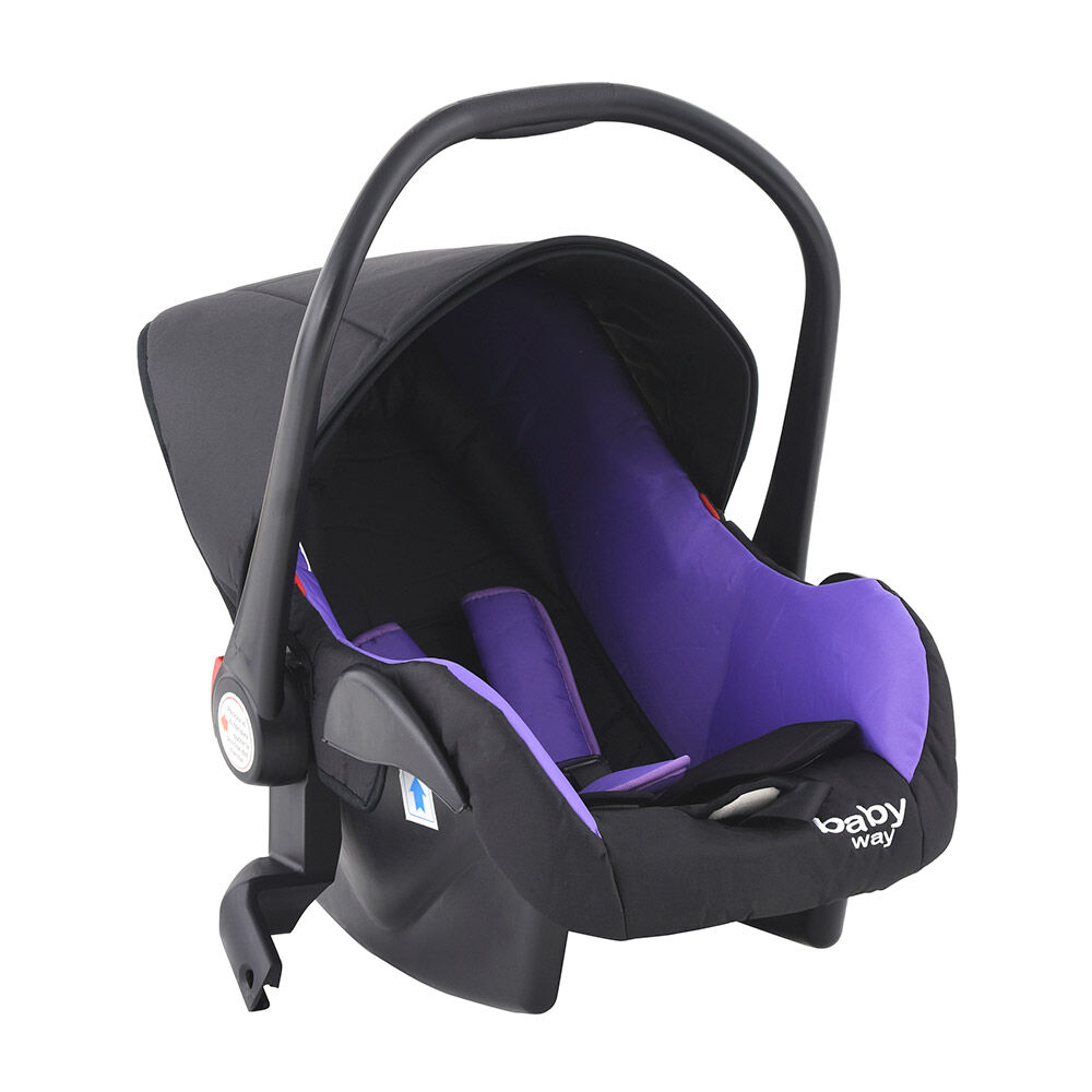 Coche Travel System Baby Way Bw-413M18 image number 5.0