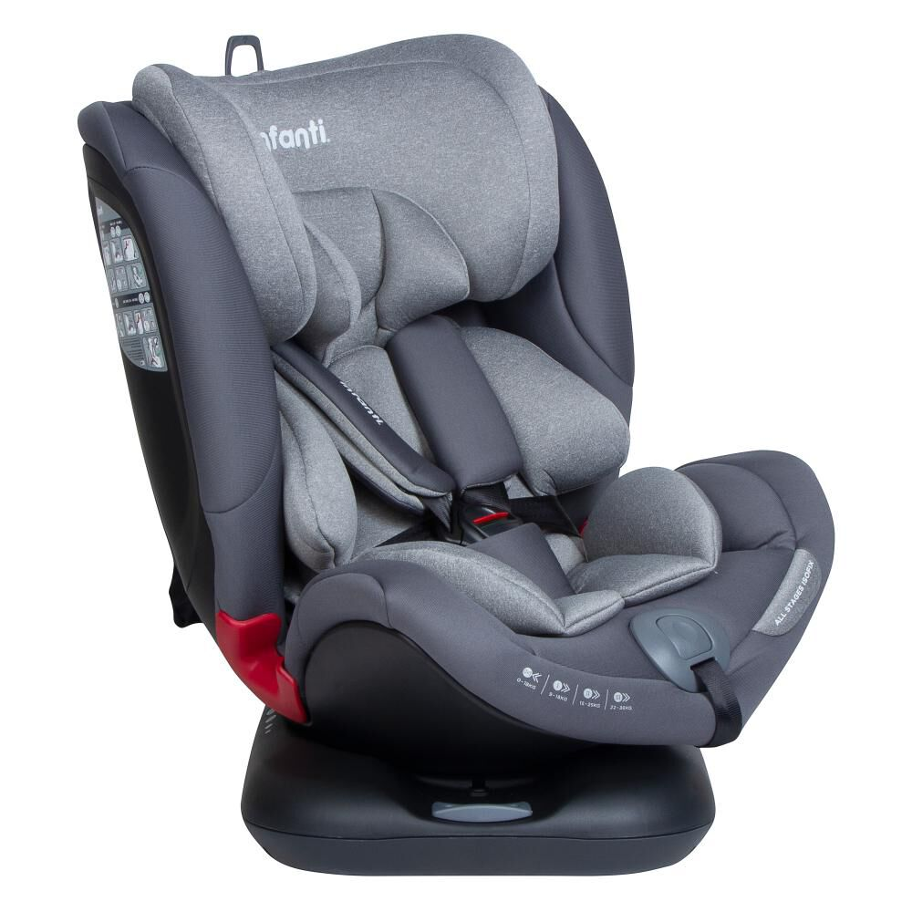 Silla De Auto  Infanti All Stages Isofix M image number 4.0