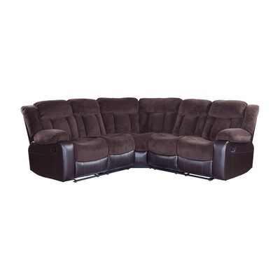 Sofá Modular Casa Ideal Champion Recliner / 5 Cuerpos