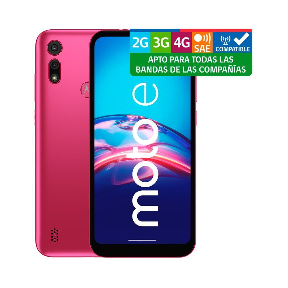Smartphone Motorola E6i / 32 Gb / Liberado image number 8.0