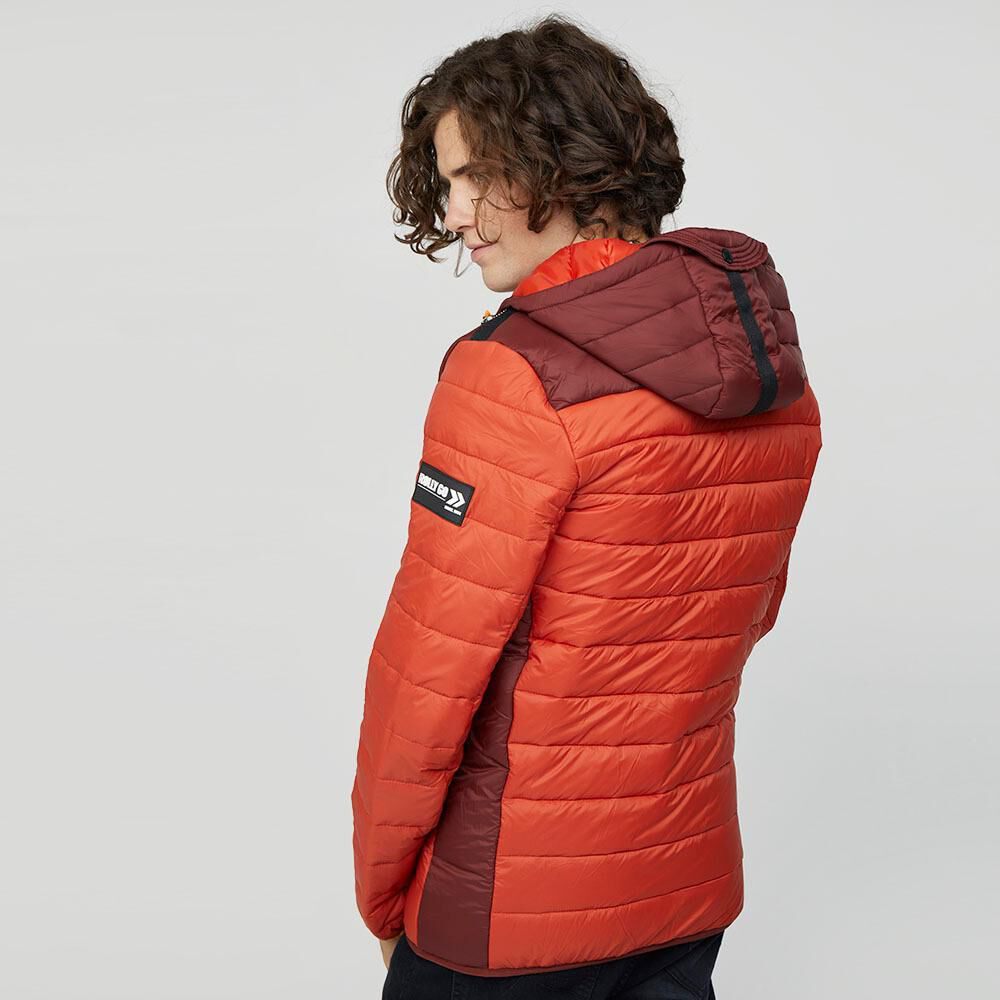Parka  Hombre Rolly Go image number 2.0