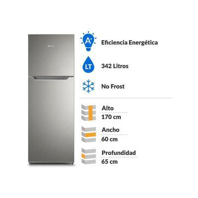 Refrigerador Top Freezer Mademsa ALTUS 1350 / No Frost / 342 Litros