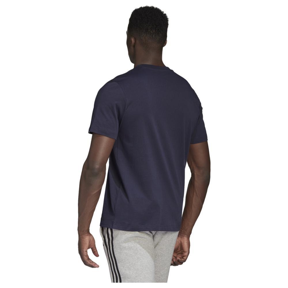 Polera Hombre Adidas M Hyperreal Circled image number 5.0