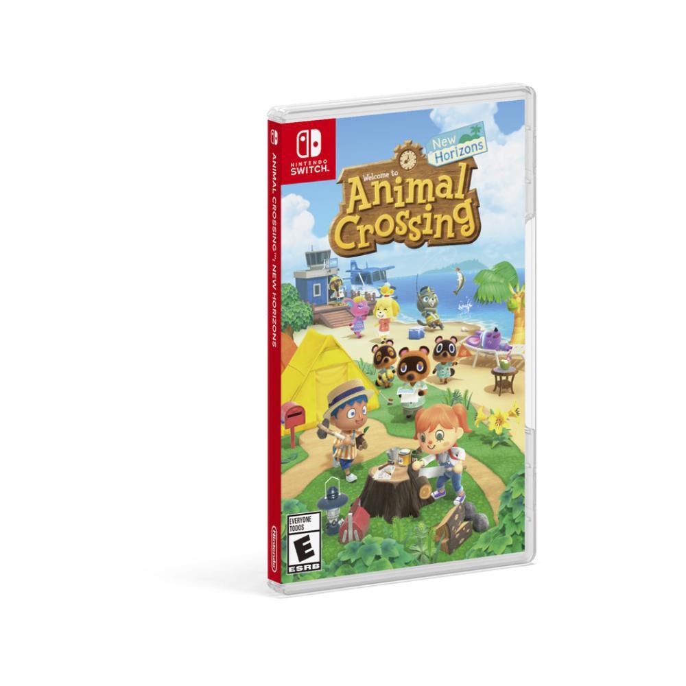 Videojuego Nintendo Switch Nintendo Animal Crossing New Horizons image number 1.0