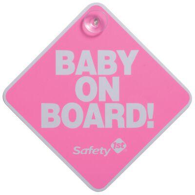 Letrero Para Autos Safety 014965ts237