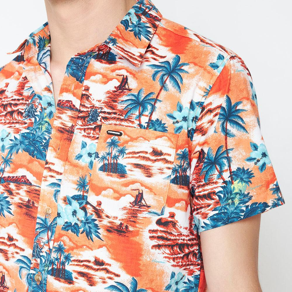 Camisa Hombre Ocean Pacific image number 3.0