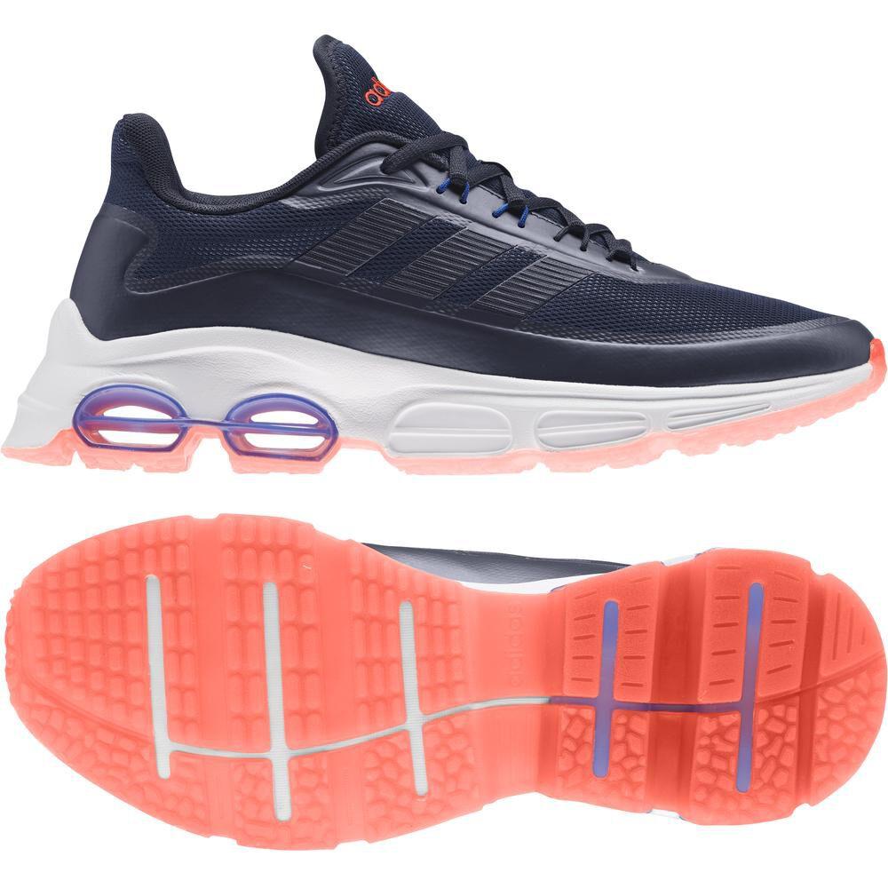 Zapatilla Running Hombre Adidas Quadcube image number 5.0