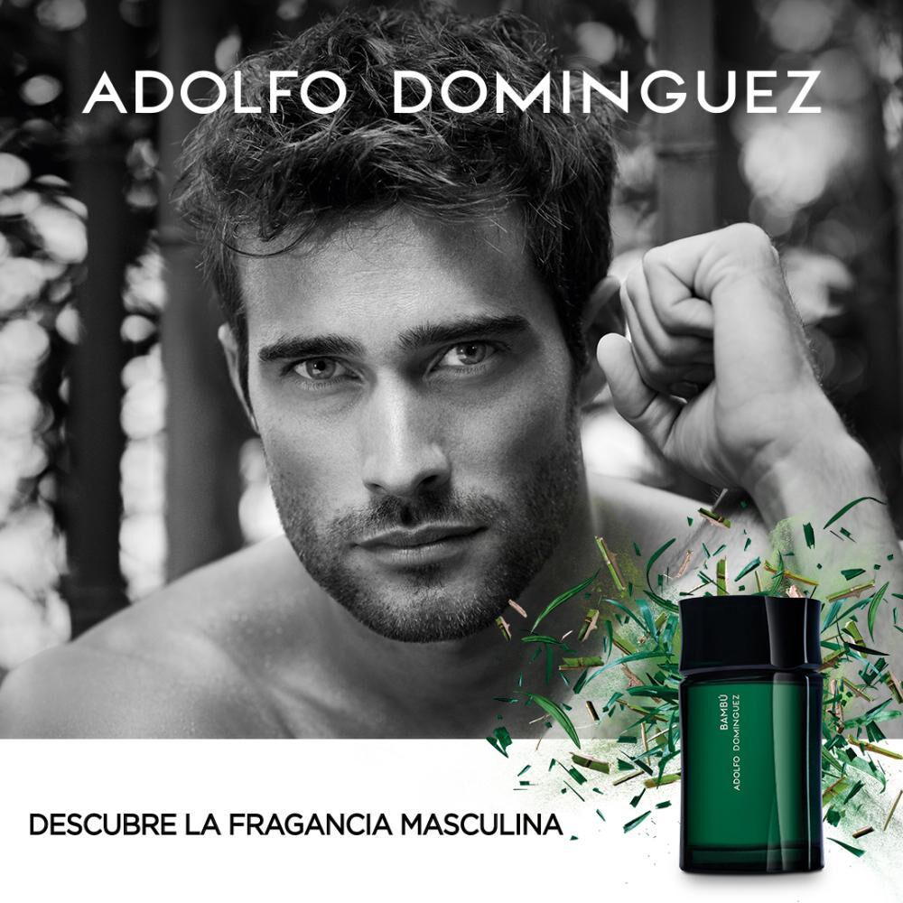 Estuche Bambú Man Adolfo Dominguez / Eau De Toilette / 60 Ml + Vial20ml image number 3.0