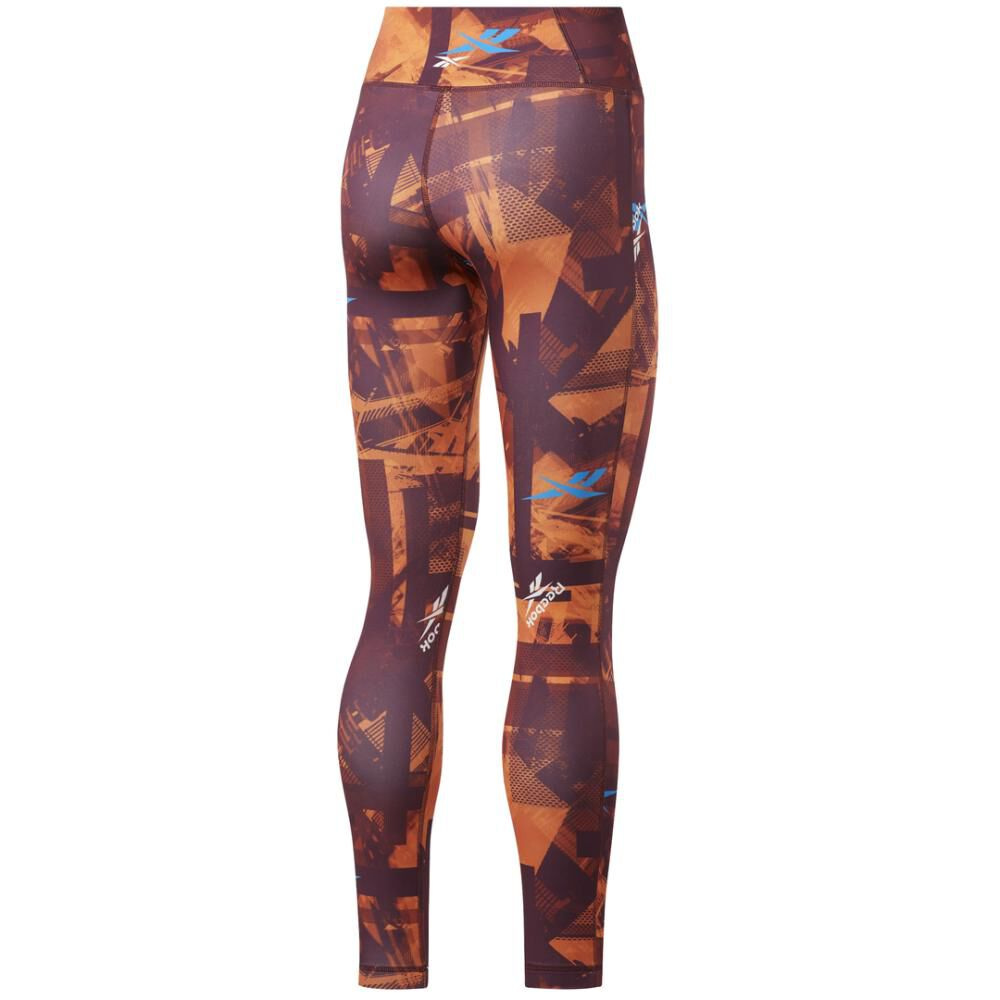 Calza Mujer Reebok Workout Ready Myt New Aop image number 7.0