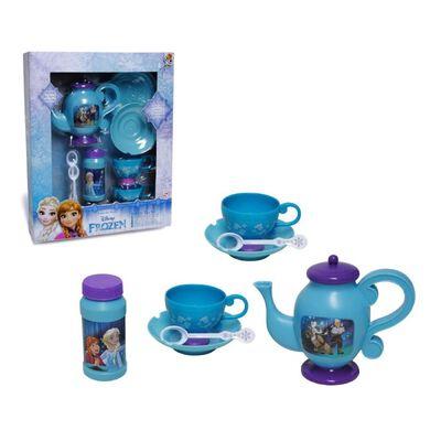 Set De Te Lanza Burbujas Frozen