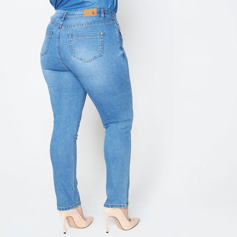 Jeans Mujer Sexy Large image number 2.0