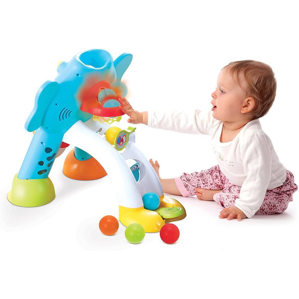 Centro De Actividades Infantino 3 En 1 Elefante image number 3.0