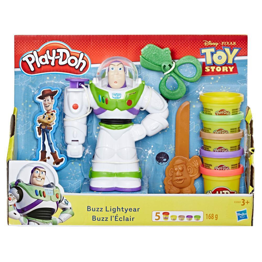 Masas Educativas Play Doh Toy Story Buzz Lightyear image number 0.0
