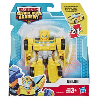Figura De Accion Transformers Tra Rbt Bumblebee
