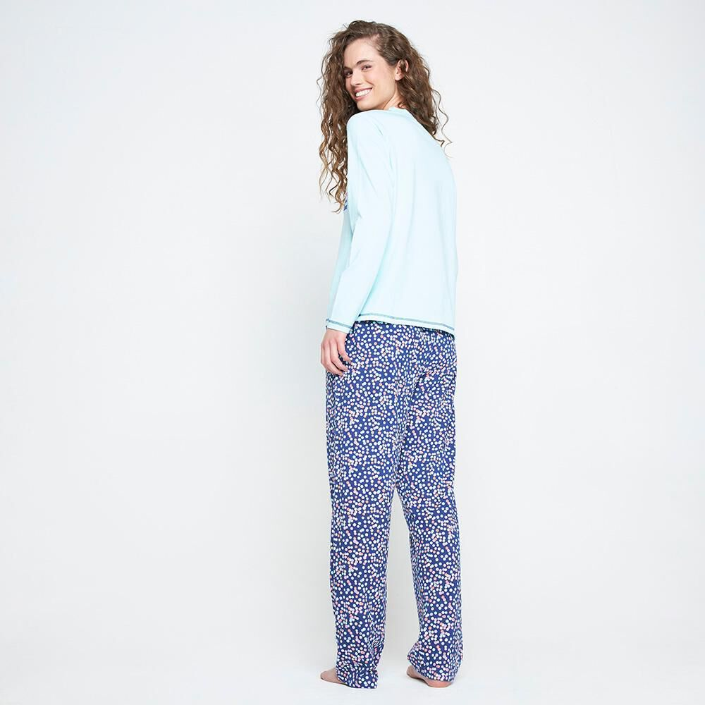 Pijama Mujer Freedom image number 2.0