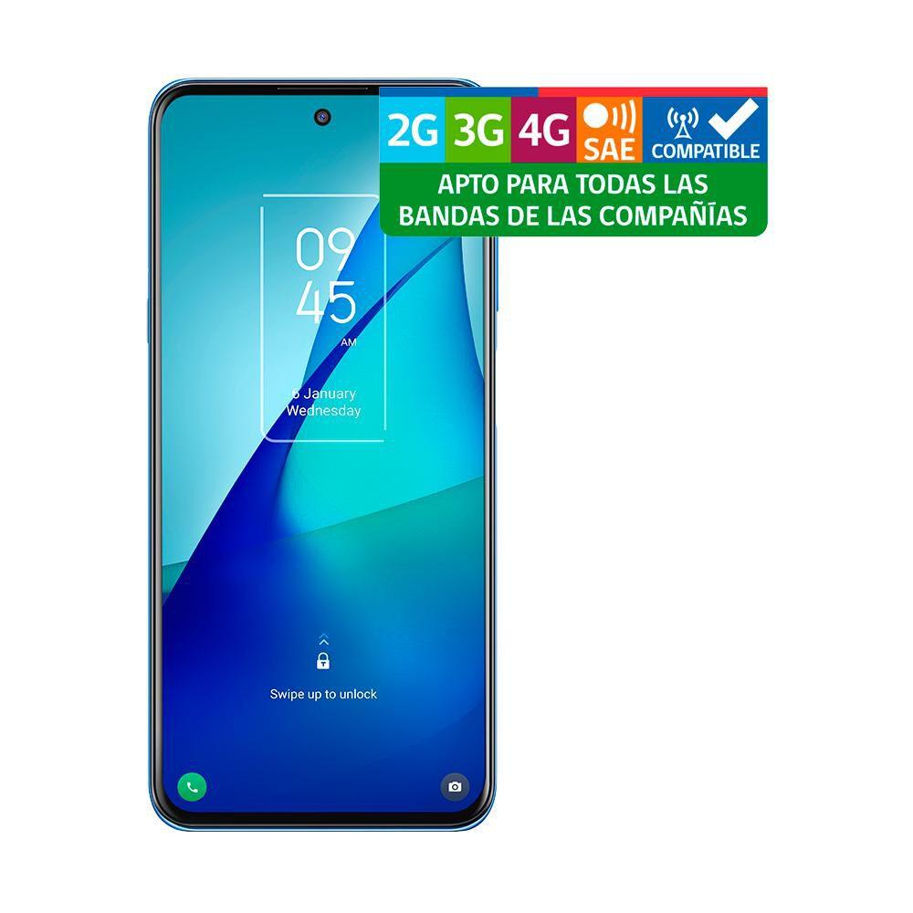 Smartphone Tcl 20l Azul / 256 Gb / Liberado + Audífonos Tcl S150 image number 9.0