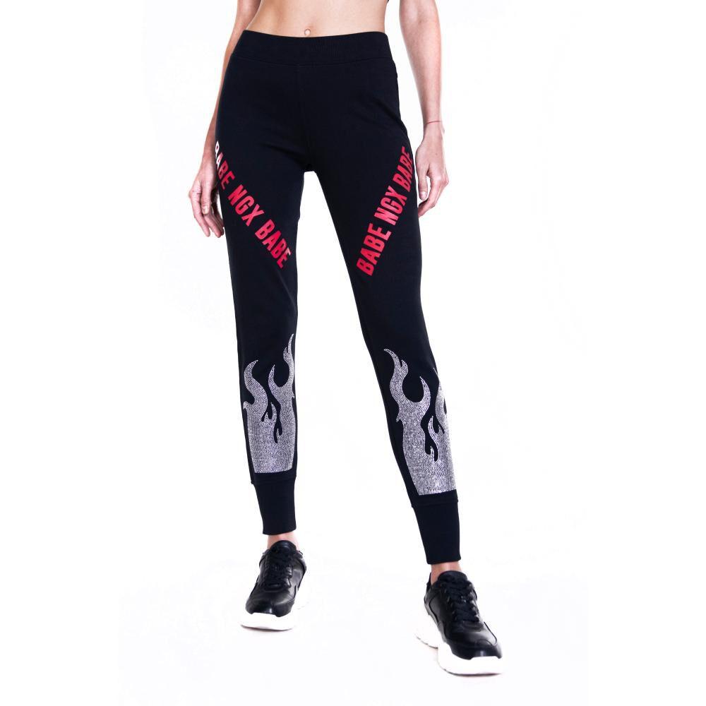 Pantalón De Buzo Mujer Ngx Jogger Nasty image number 1.0