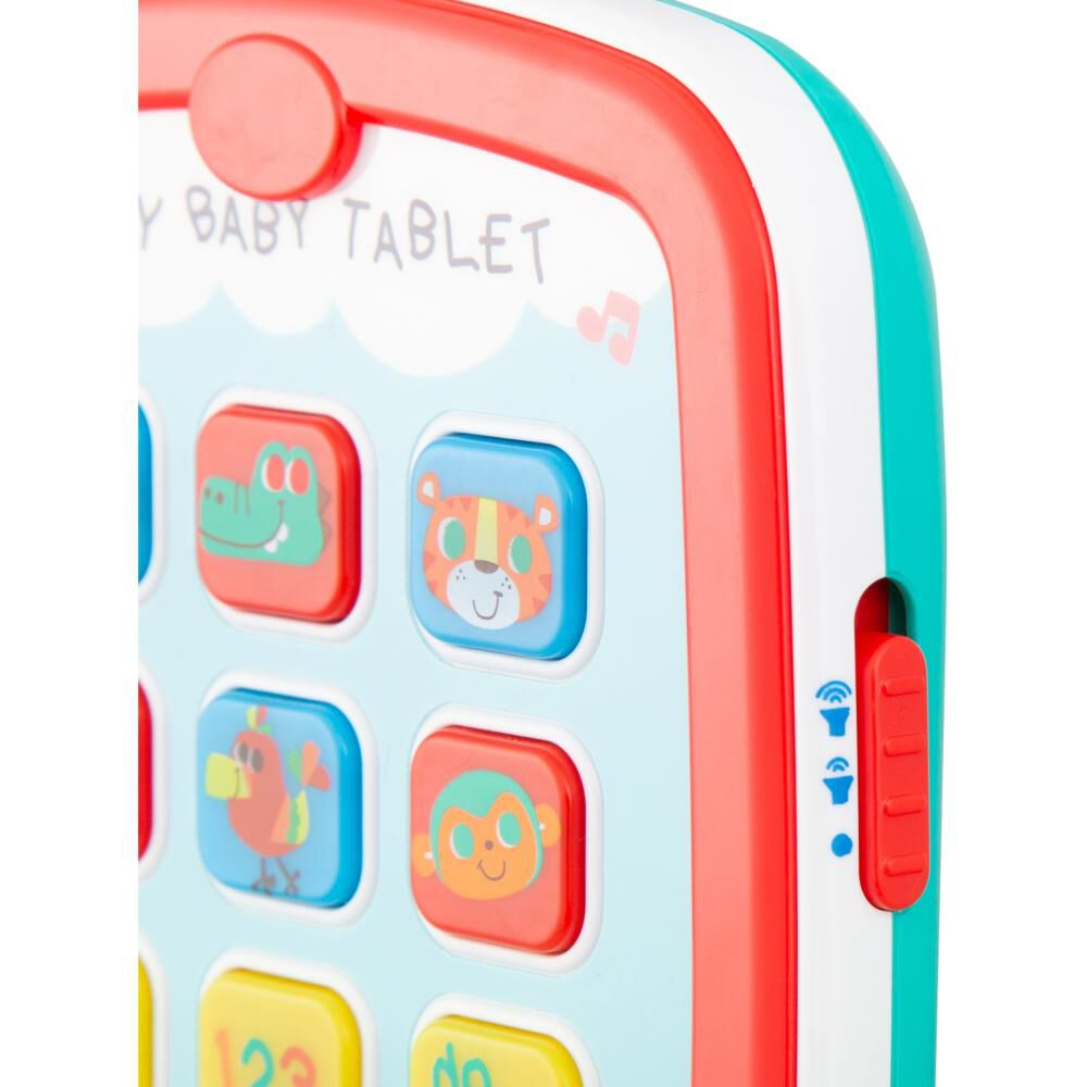 Tablet Interactiva Baby Way Bw-jp23 image number 4.0