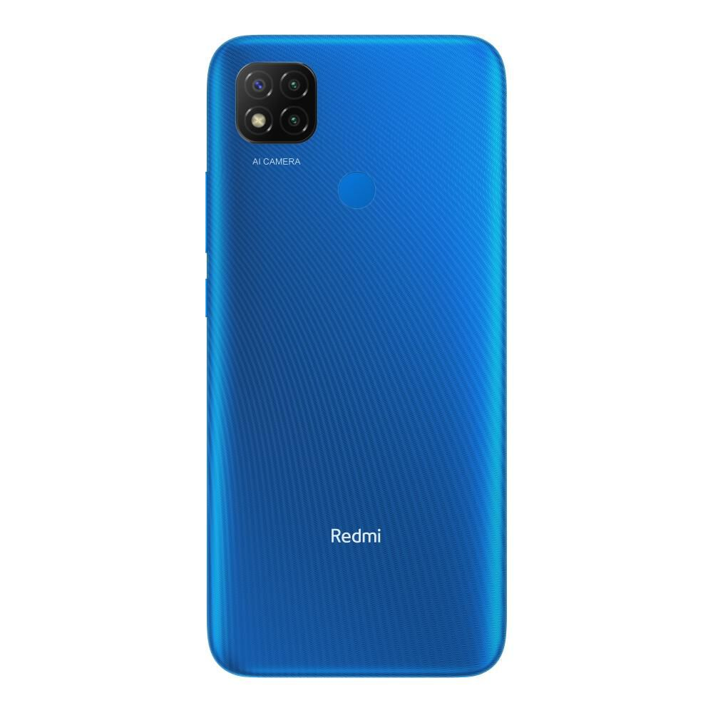 Smartphone Xiaomi Redmi 9c Azul / 32 Gb / Movistar image number 1.0