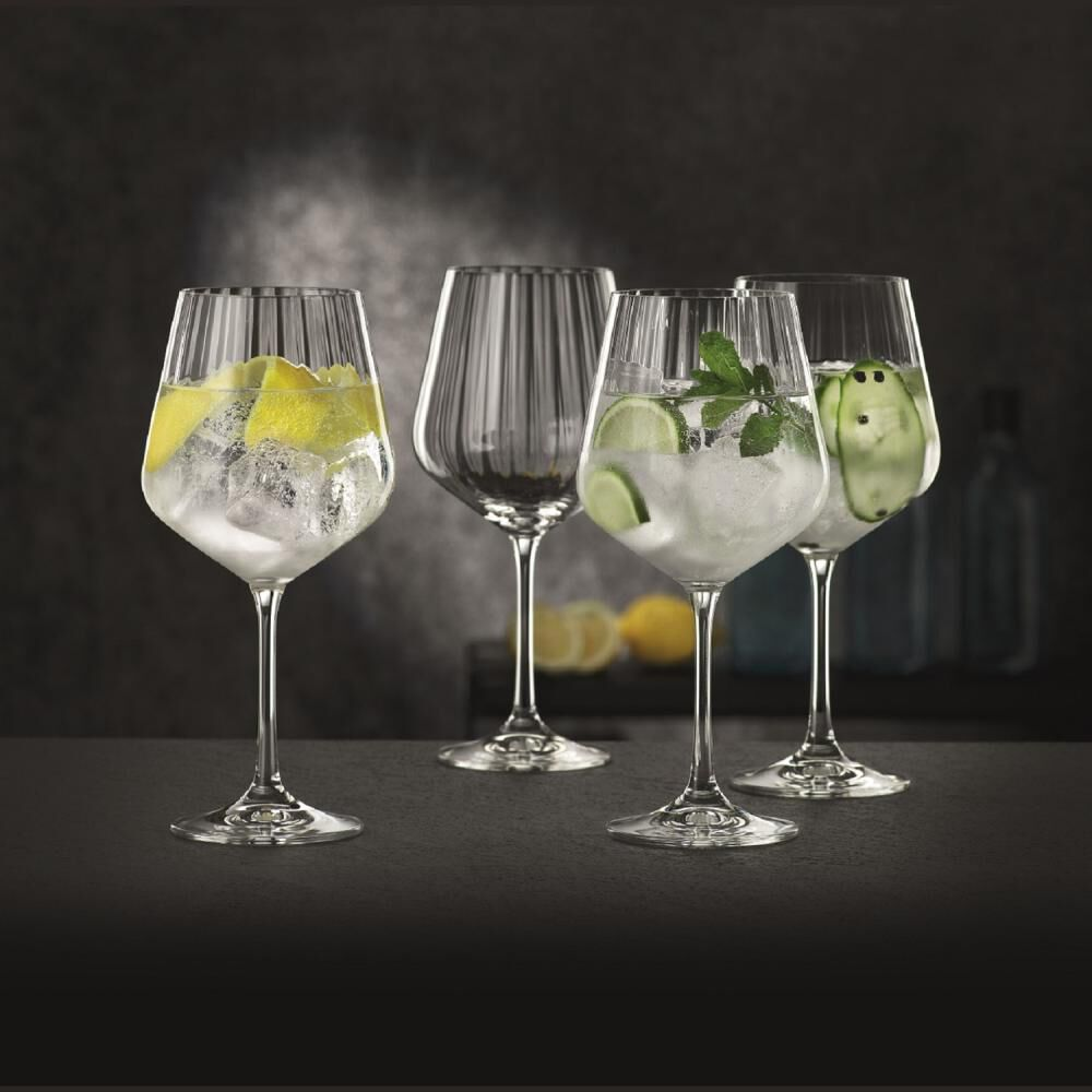 Set De Copas Nachtmann Gin Tonic Optic / 4 Piezas image number 1.0