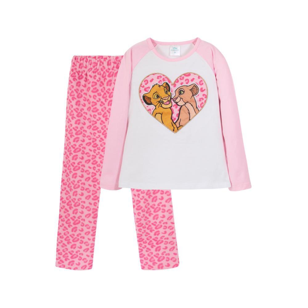 Pijama Niña Disney image number 0.0
