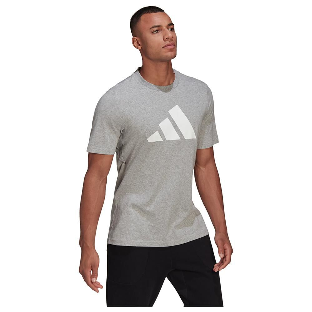 Polera Hombre Adidas M Fi Tee Bos A image number 1.0