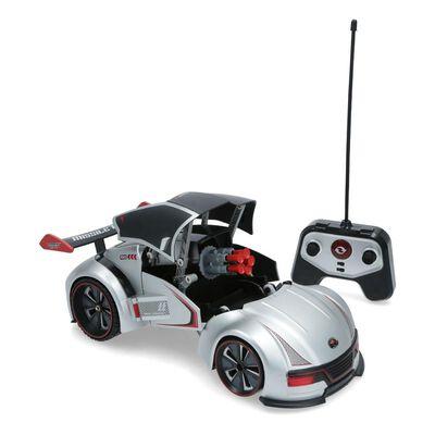 Auto Radiocontrolado Hitoys Rc Misiles Motor Extreme