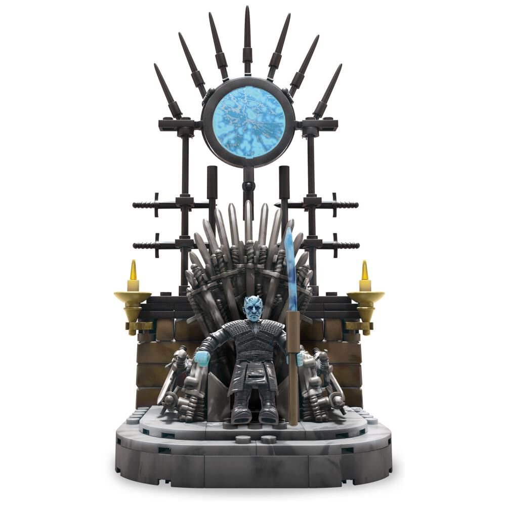 Juguete Interactivo Game Of Thrones Trono De Hierro, 260 Bloques image number 4.0