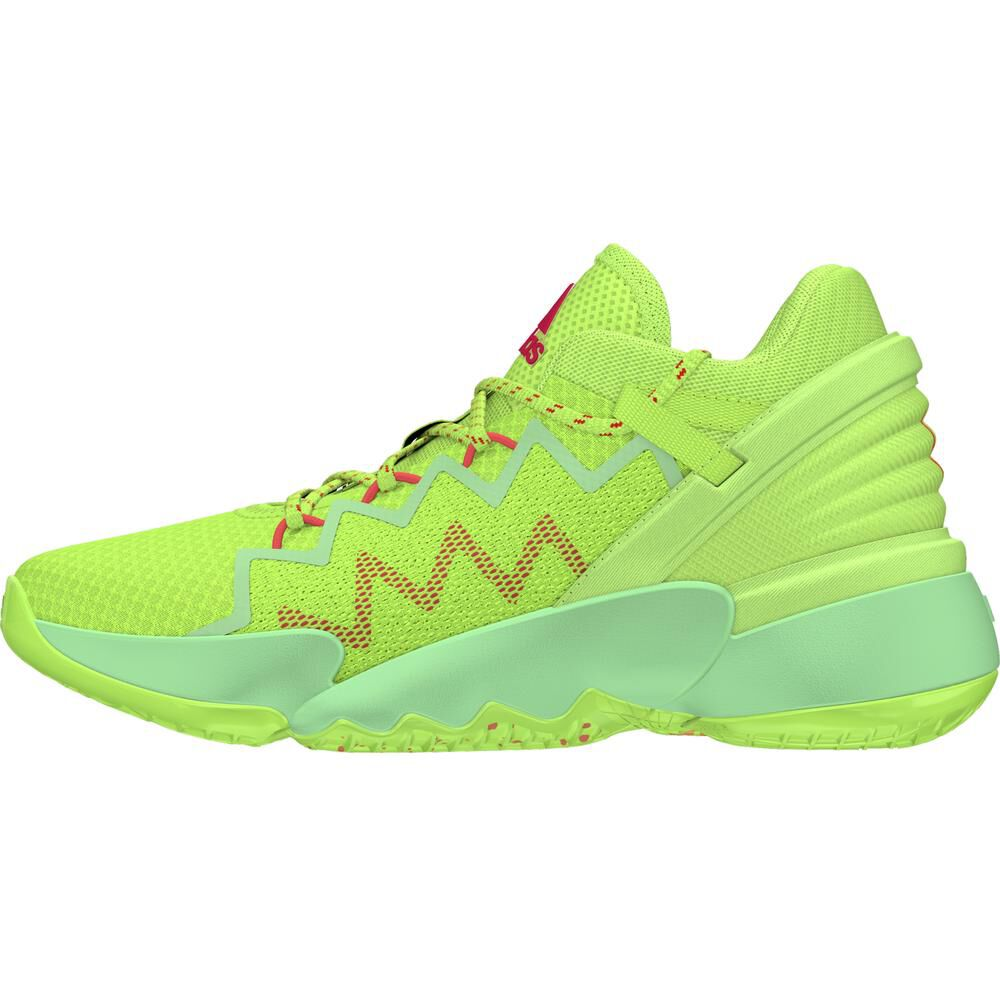 Zapatilla Basketball Juvenil Unisex Adidas D.o.n Issue 2 image number 1.0