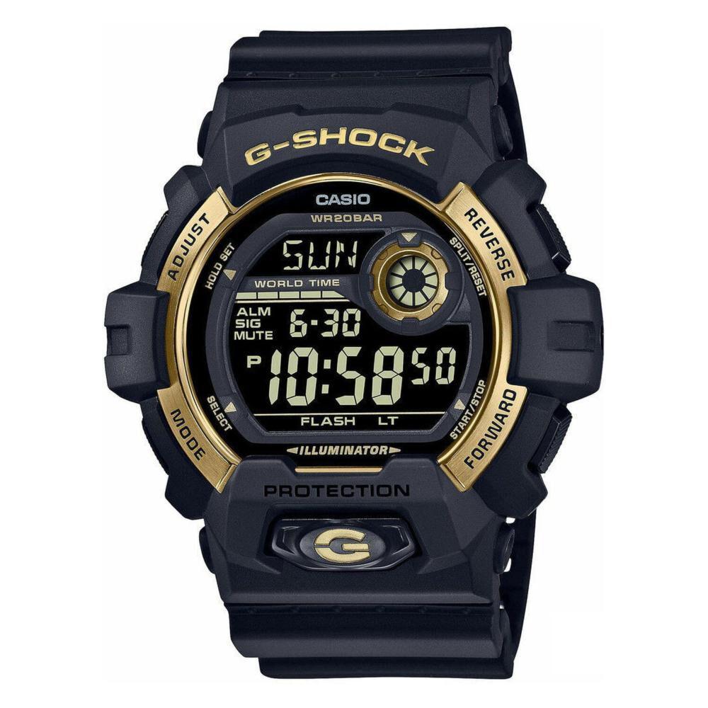 Reloj Deportivo Hombre Casio G Shock G-8900gb-1dr image number 0.0