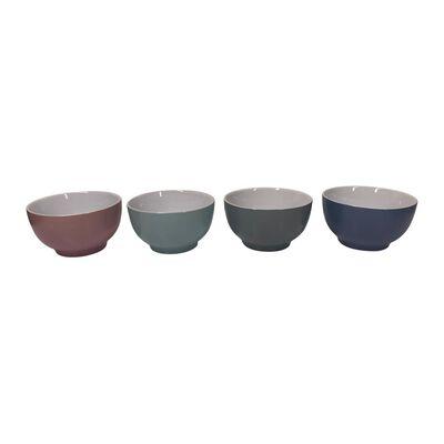 Set 4 Bowl Belle Noite Pastel Tones / 4 Piezas