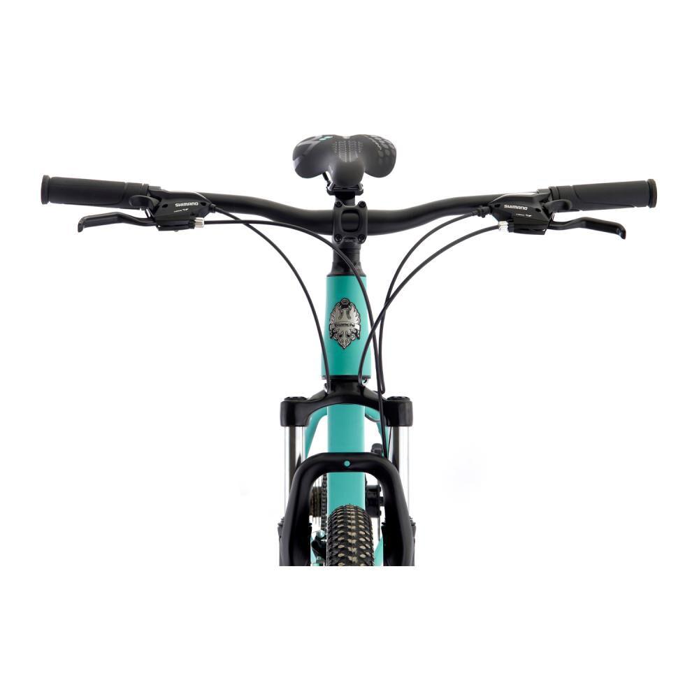 Bicicleta Mountain Bike Bianchi Stone Mountain 29 Sx Alloy Size L Negro Semi Matte / Celeste Bianchi / Aro 29 image number 4.0
