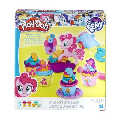 Masas Educativas Play Doh Pinkie Pie Fiesta De Pastelitos