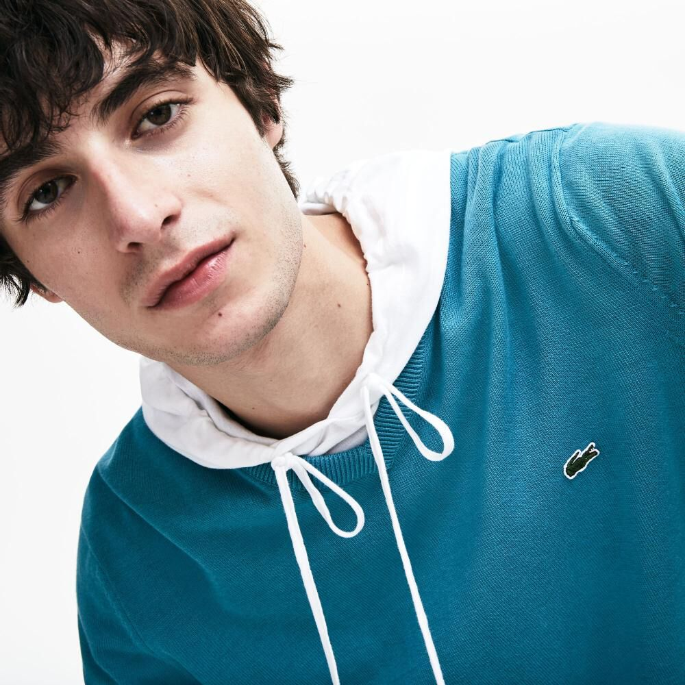 Sweater Hombre Lacoste image number 0.0