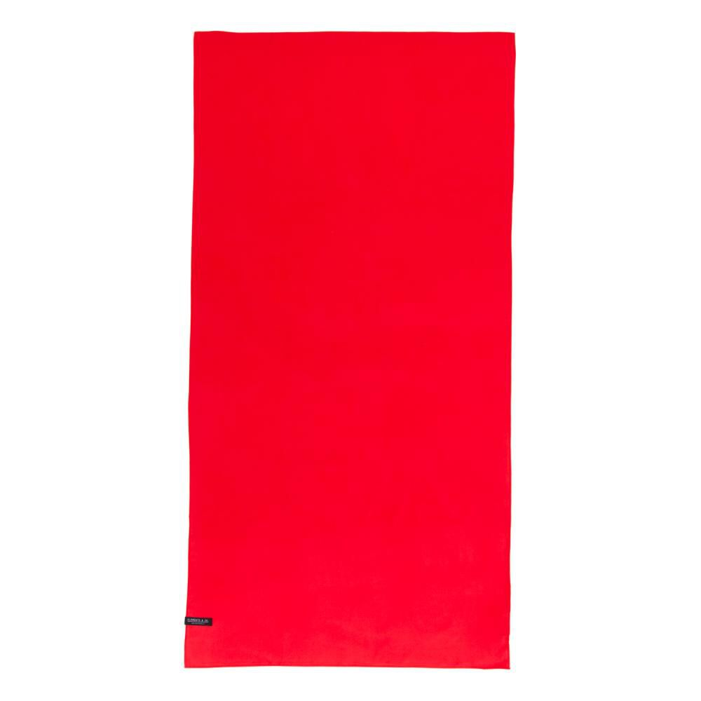Toalla Deportiva Outdoor Cannon Rojo image number 0.0