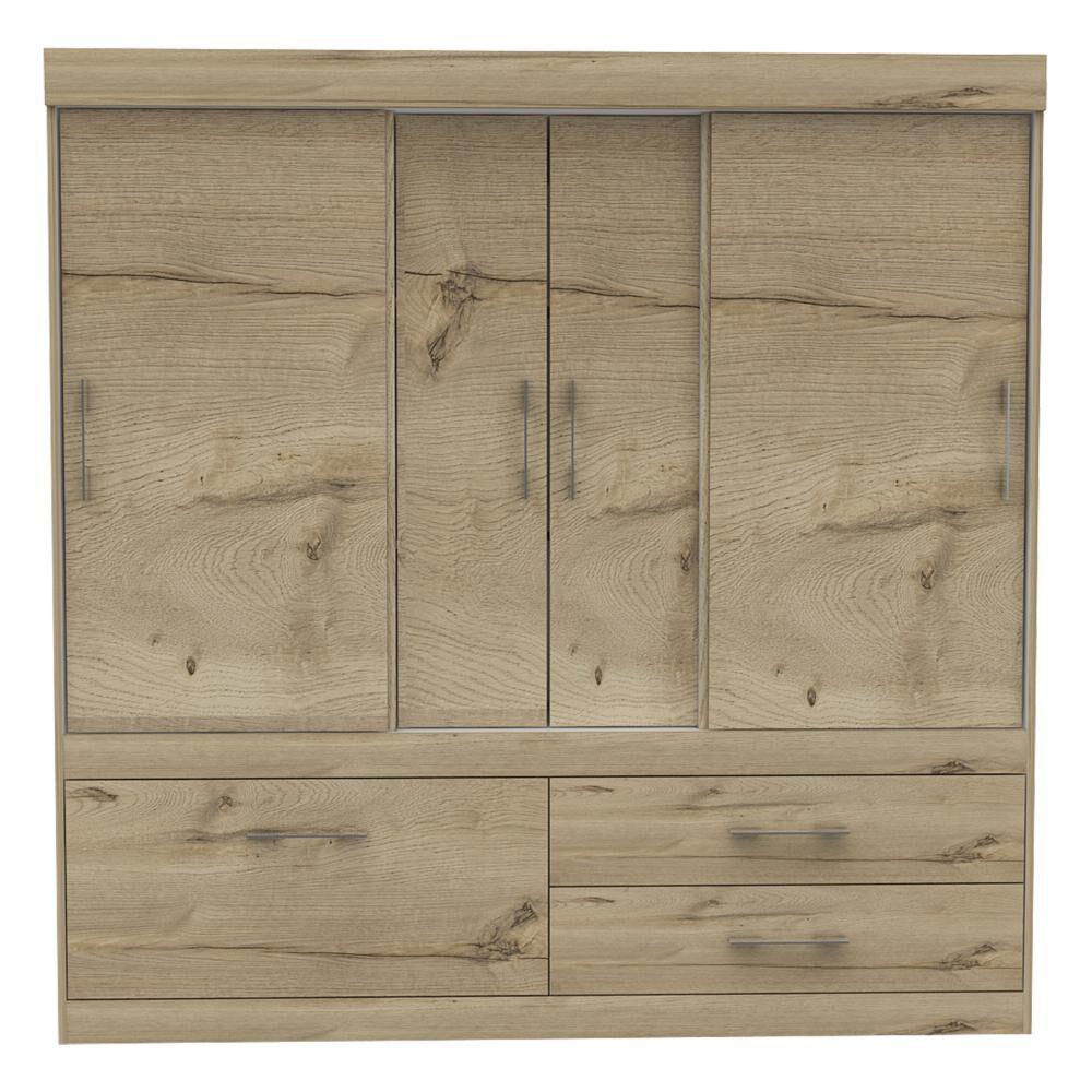 Closet Tuhome Allegro/ 5 Puertas/ 1 Cajon image number 3.0