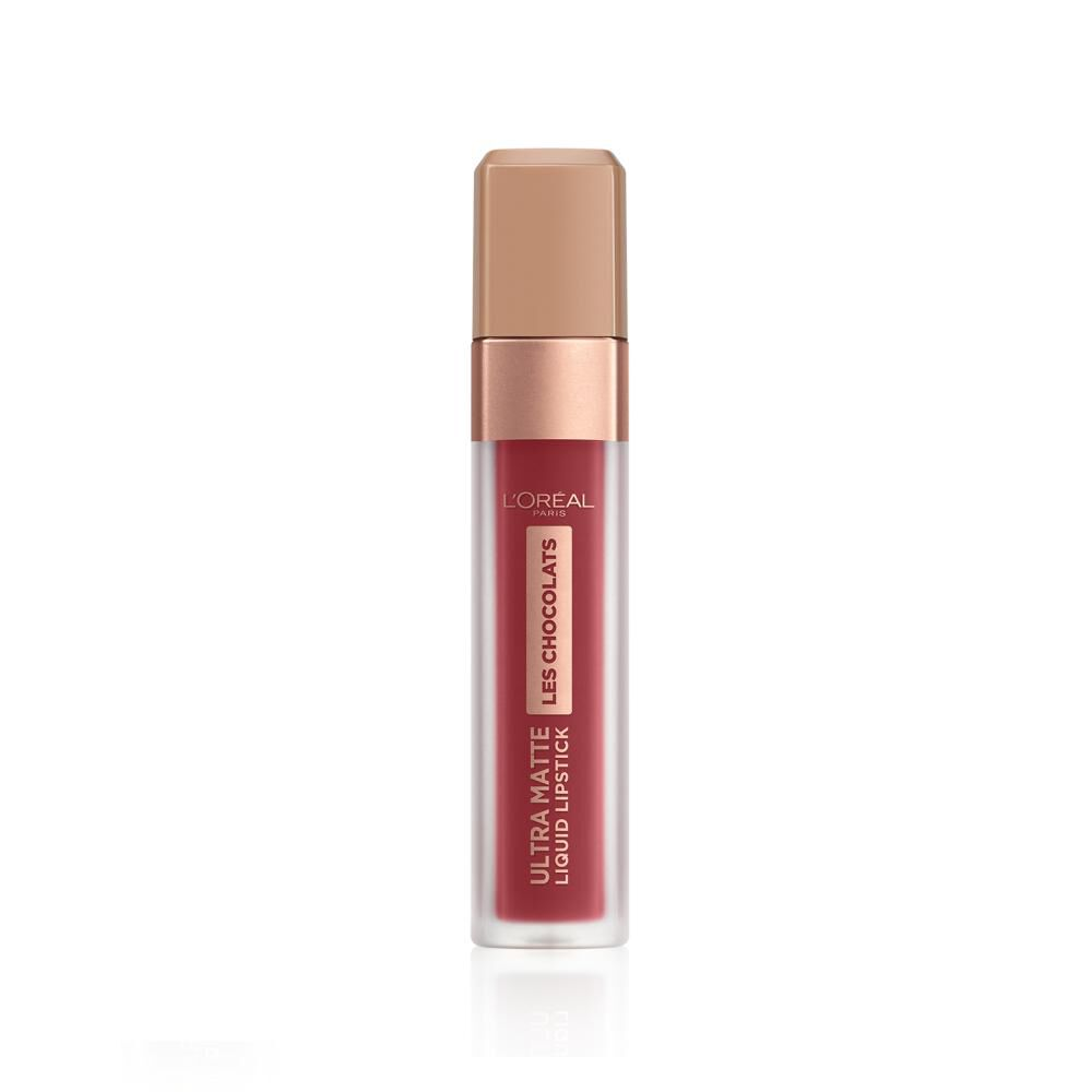 Labial L'Oreal Les Choc  / Tasty Ruby image number 0.0