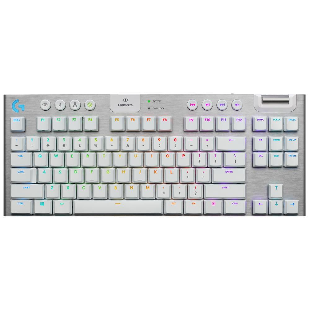 Teclado Gamer Logitech G915 Tkl Lspeed Gl Tac W image number 2.0