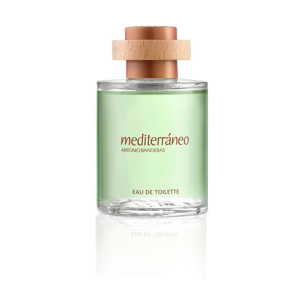 Set Mediterráneo Edt 100ml + Desodorante 150ml Antonio Bandera image number 1.0