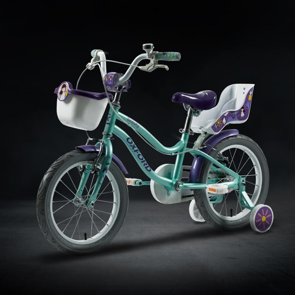 Bicicleta Infantil Oxford 404Bn10Ja0 Aro 16 image number 2.0