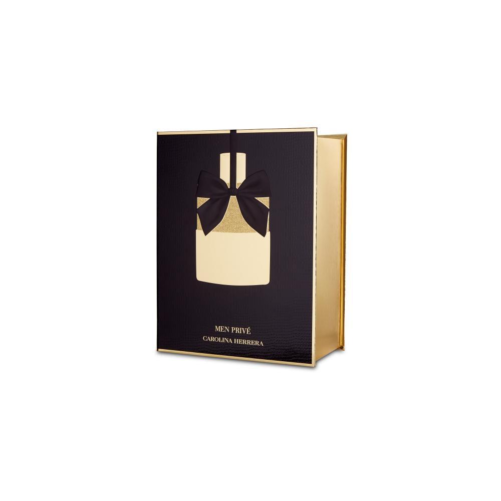 Perfume Carolina Herrera 212 VIP Black 100 ml  EDT + Gel de Baño 100 ml image number 0.0