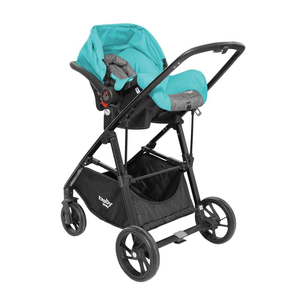 Coche Baby Way Bw-412t21-1 image number 6.0