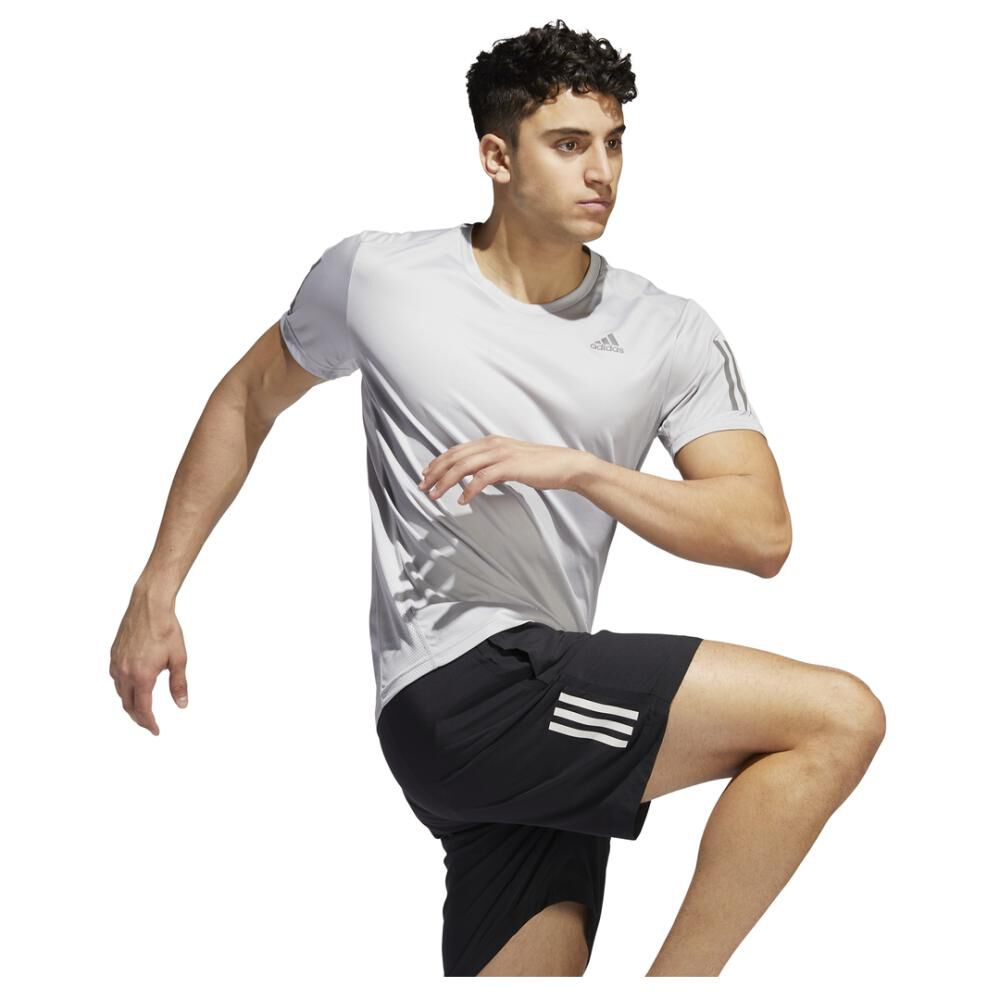 Camiseta Hombre Adidas Own The Run image number 3.0