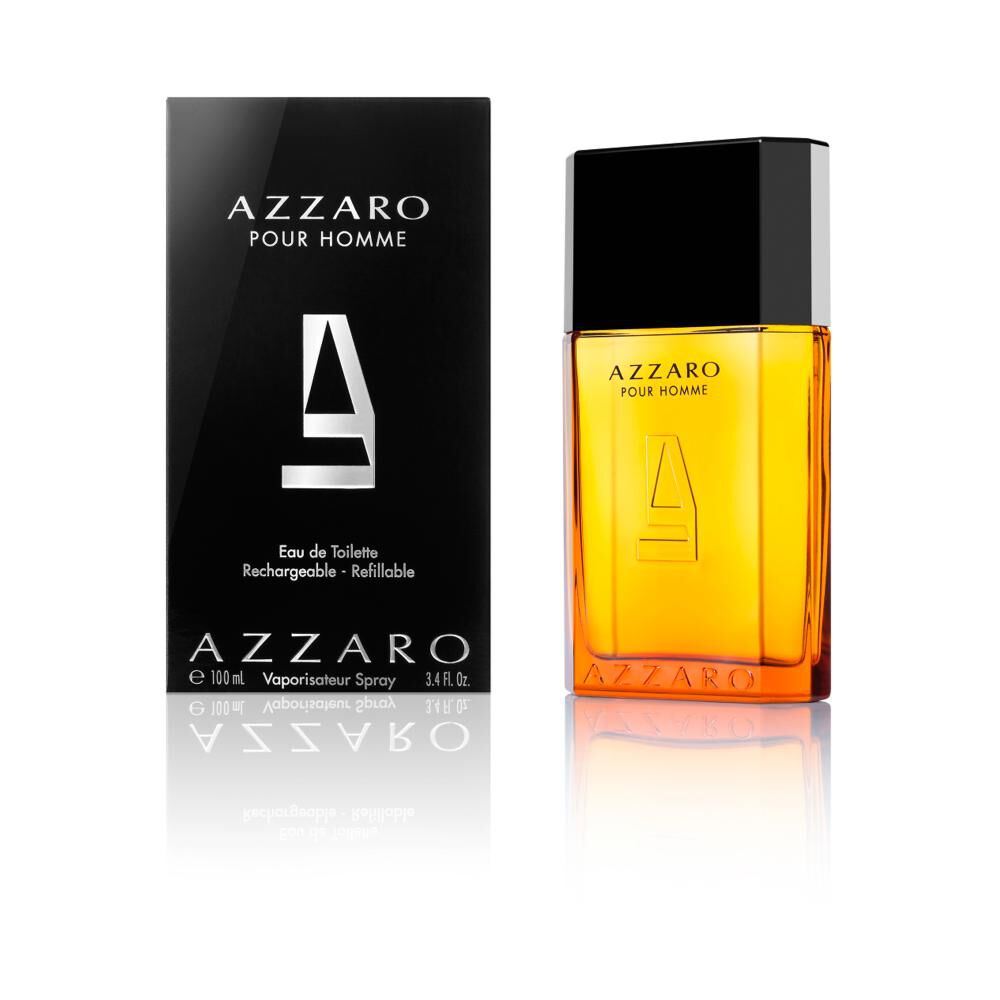 Perfume Pour Homme Azzaro / 100 Ml / Edt image number 0.0