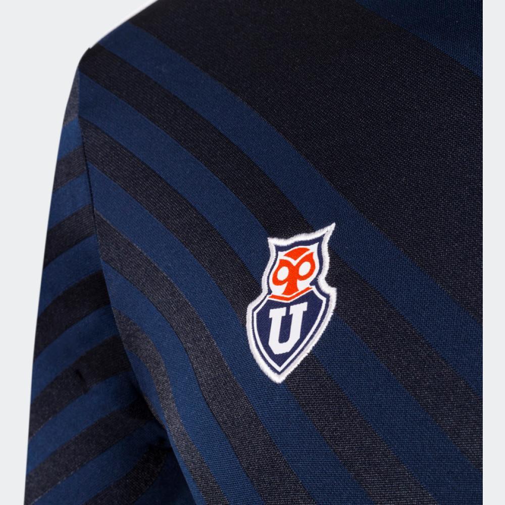 Camiseta De Fútbol Hombre Adidas Club Universidad De Chile 20/21 Local image number 2.0