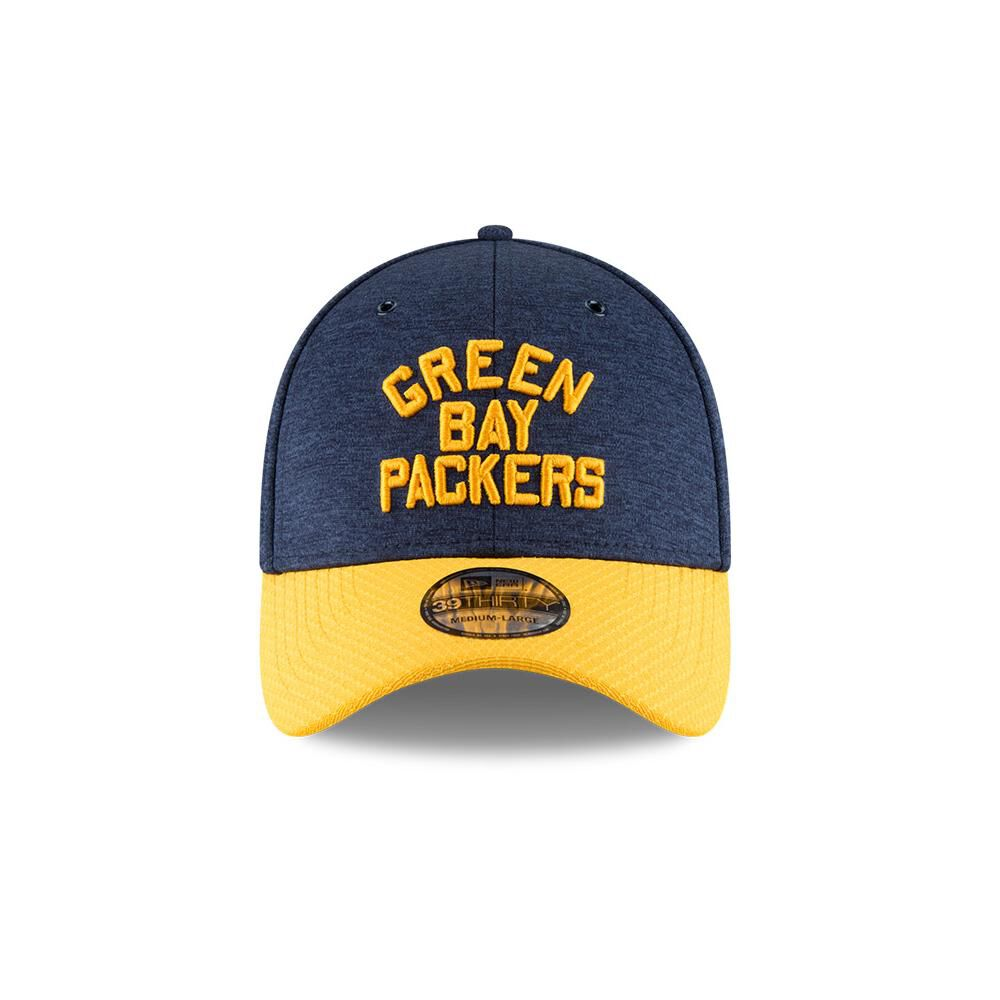 Jockey New Era 3930 Green Bay Packers image number 8.0