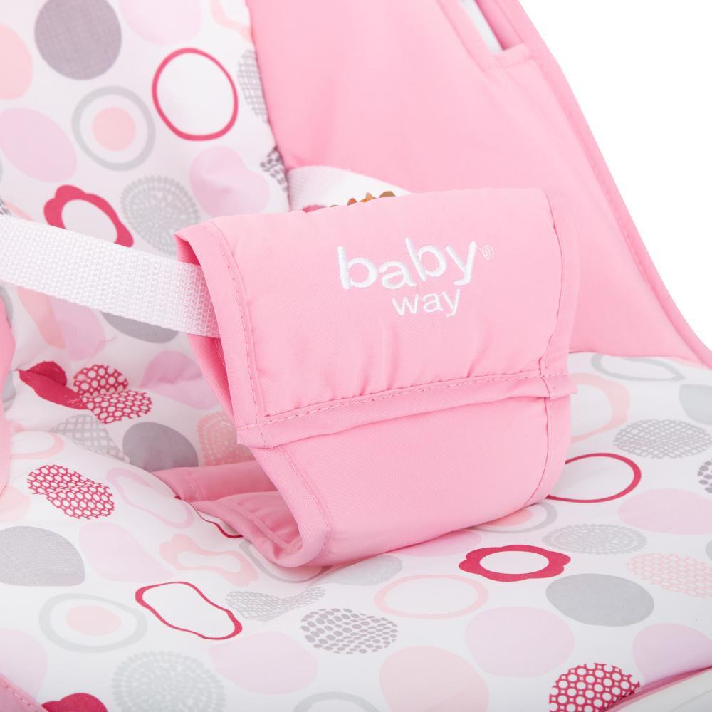 Silla Nido Baby Way Bw-704p20 image number 4.0