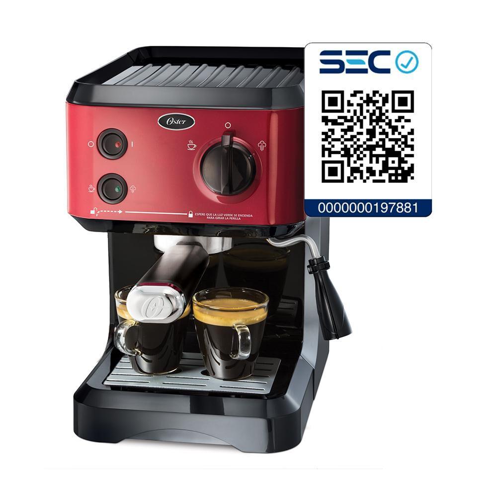 @ Cafetera Espresso P65R image number 3.0