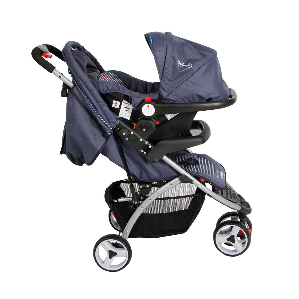 Coche Travel System Bebeglo Rs-1320 image number 4.0