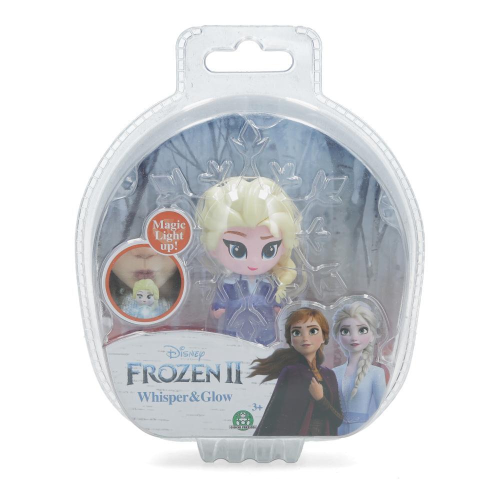 Muñeca Frozen Whisper & Glow